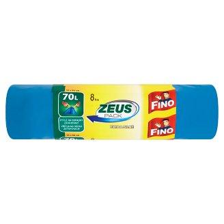 Fino Zeus Pack vrecia na odpad zaťahovacie extra silné 70 l 8 ks