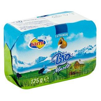 Tami Tatranské bio maslo 125 g