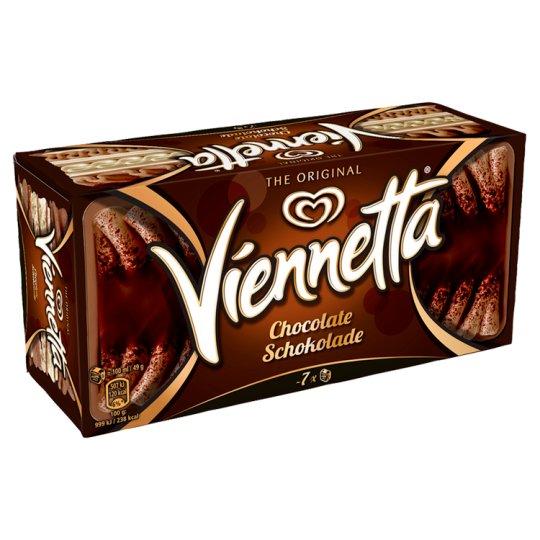 Viennetta Chocolate 650 ml