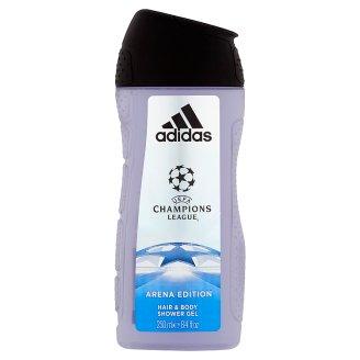 Adidas UEFA Champions League Arena Edition sprchový gél na telo a vlasy 250 ml