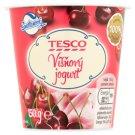 Tesco Creamy Yoghurt Cherry 150 g