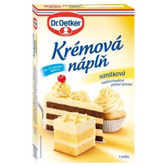 Dr. Oetker Krémová náplň vanilková aróma 65 g