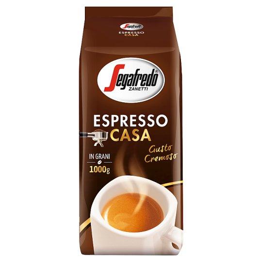 Segafredo Zanetti Espresso Casa Roasted Coffee Beans 1000 g