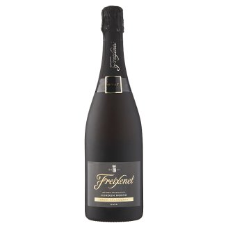 Freixenet Cordon Negro Cava Dry Sparkling White Wine 0.75 L