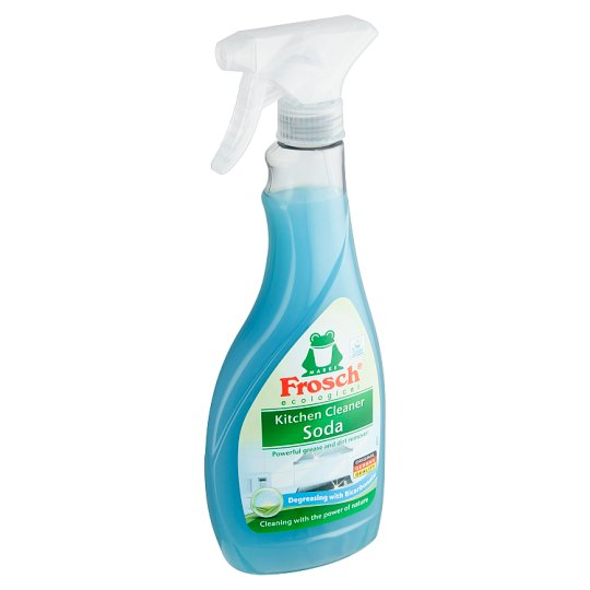Frosch Ecological Kitchen Cleaner with Natural Soda 500 ml