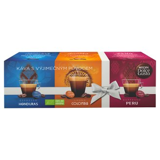 NESCAFÉ® Dolce Gusto® Gift Pack TESCO - Capsule Coffee - 36 Capsules Packed