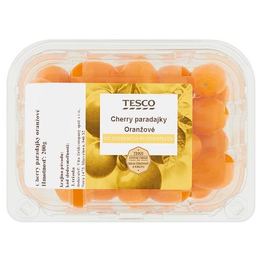 Tesco Cherry paradajky oranžové 200 g
