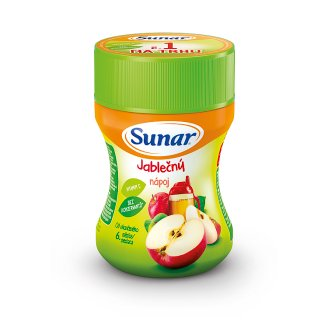 Sunárek Instant Apple Drink for Children 200 g