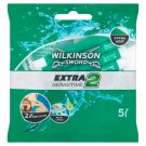 Wilkinson Sword Extra2 Sensitive Disposable Razors 2 Blade Razor 5 pcs