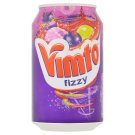 Vimto Fizzy Carbonated Fruit Drink 330 ml