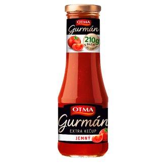 Otma Gurmán Kečup jemný extra 310 g