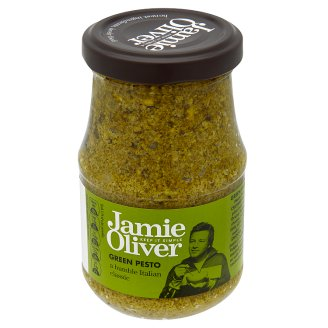 Jamie Oliver Zelené pesto 190 g