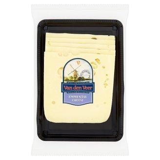 Van den Veer Emmental 45+ tvrdý polotučný syr 160 g