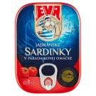 Eva Sardinky v paradajkovej omáčke 115 g