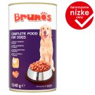 Brunos Complete Food for Dogs with Poultry 1240 g