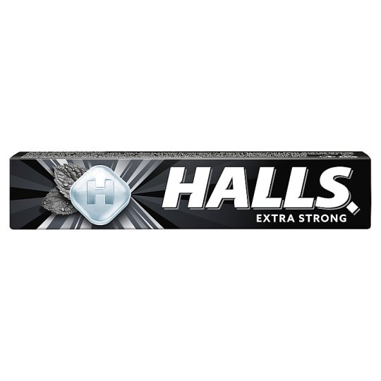 Halls Drops Extra Strong 33.5 g
