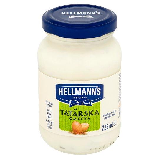 Hellmann's Tatárska omáčka 225 ml