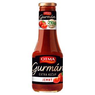 Otma Gurmán Extra jemný kečup 530 g
