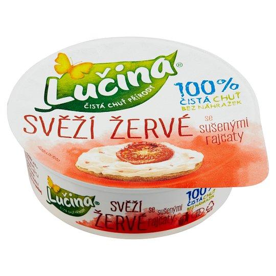 Lučina Krémová with Dried Tomatoes 80 g