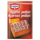 Dr. Oetker Baking Powder into Gingerbread 20 g
