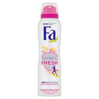 Fa Sport Double Power antiperspirant Sporty Fresh 150 ml