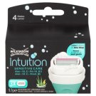 Wilkinson Sword Intuition Sensitive Care 4 Blade Cartridges 3 pcs 9.7 g