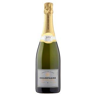 Tesco Finest Premier Cru Champagne šumivé víno brut 750 ml