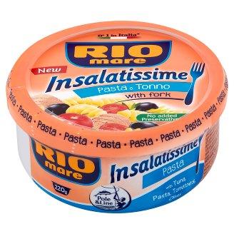 Rio Mare Insalatissime Hotové jedlo zo zeleniny, tuniaka a cestovín 220 g