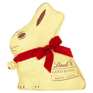 Lindt Gold Bunny Hollow Figure from Milk Chocolate 100 g