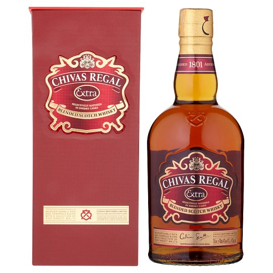 Chivas Regal Extra Scotch Whisky 0.7 L