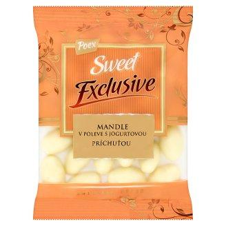 Poex Sweet Exclusive Mandle v poleve s jogurtovou príchuťou 150 g