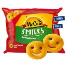 McCain Smiles Potato 450 g