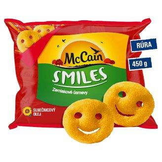 McCain Smiles Potato 450 g