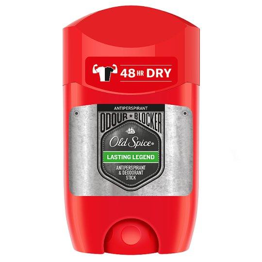 Old Spice Lasting Legend Tuhý Antiperspirant A Dezodorant