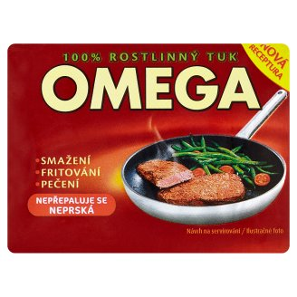 Omega 100% Edible Vegetable Shortening 100 g