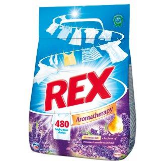 Rex Max Effect 2v1 Lavender & Patchouli prací prostriedok 20 praní 1,4 kg