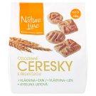 Nature Line Ceresky celozrnné sušienky s fruktózou, vlákninou a ľanom 180 g