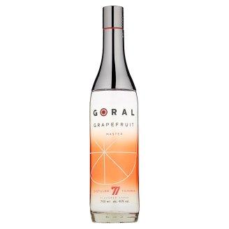 Goral Vodka s grapefruitovou príchuťou 700 ml