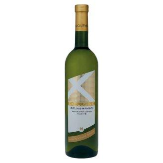 Villa Vino Rača Exclusive collection Rizling rýnsky suché akostné víno biele 0,75 l