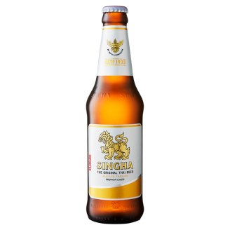 Singha Light Beer 330 ml