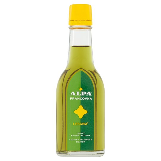 Alpa Lesana Francovka Spirituous Herbal Solution 60 ml