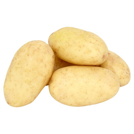 Early Ware Washed Potatoes