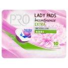 Tesco Pro Formula Lady Incontinence Pad Extra 10 pcs