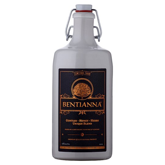 Bentianna Honey-Herbal Aperitif 0.7 L