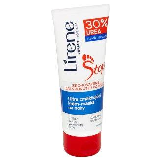 Lirene Ultra zmäkčujúci krém-maska na nohy 75 ml