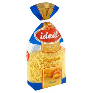 Ideál Two Eggs Pasta Vermicelli 250 g