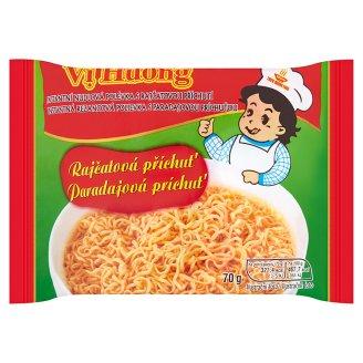 Vi Huong Instantná rezancová polievka s paradajkovou príchuťou 70 g