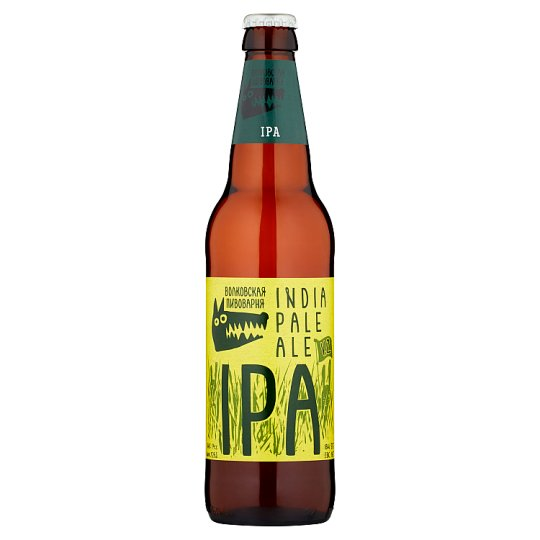 Beer Volkovskaja Pivovarnia Indian Pale Ale 0.45 L