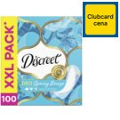 Discreet Breathable Multiform Spring Breeze Panty Liners 100X