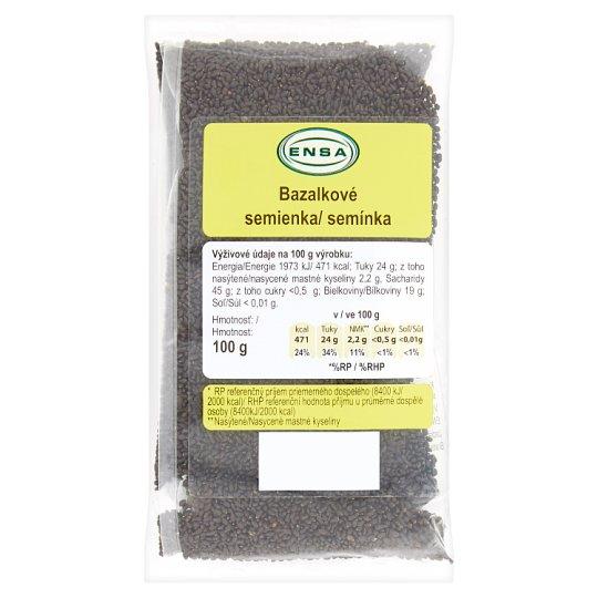 Ensa Bazalkové semienka 100 g